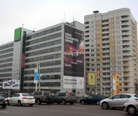Брандмауэр «Lexus» - Московский пр-т, д. 4 (сторона А)