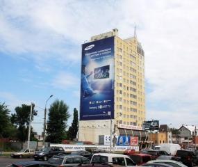 Брандмауэр «Samsung» - ул. Ленина. д. 56