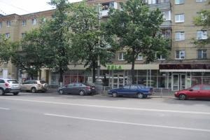 Завершены работы по изготовлению и монтажу наружной входной вывески для одежды магазина «SELA», г. Воронеж