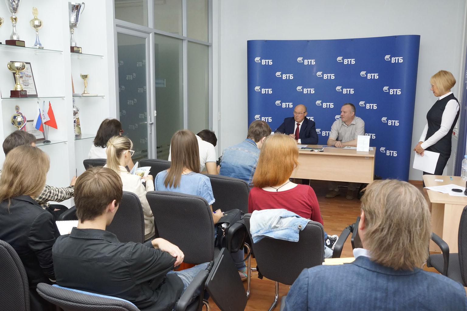 «Шедевры мировой живописи» - пресс-конференция «ВТБ»